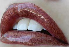 Spiced Berry 2 layers Berry LipSense 1 Nutmeg LipSense Topped with Glossy Gloss