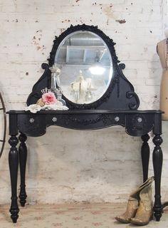 Painted Cottage Shabby Romantic Vanity I love,love, love vanities