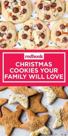 Christmas Cookie Recipes - Holiday Cookies You Need