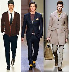 1960s Men's Fashion