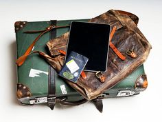 what my luggage should look like by the time I'm sixty.
