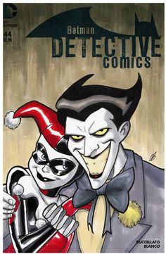 Harley Quinn et Mistah J