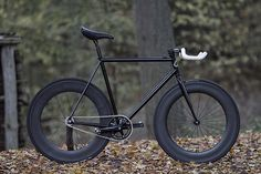 Autumn Fixed Gear | Shared from http://hikebike.net