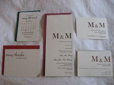 How To: DIY Letterpress #wedding