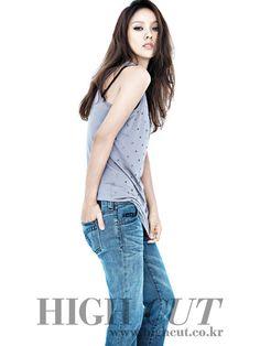 #Hyori #photoshoot #Highcut