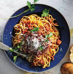 Gnocchi, Spaghetti, Food And Drink, Ethnic Recipes, Foods, Bulgur, Food Food, Food Items, Noodle