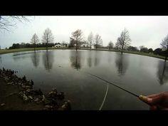 Bass On COAF Damsel Flies - Stocker Trout Fishing Stocker Trout Fishing
