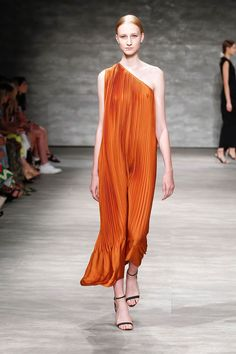 Tome Ready-to-Wear Spring Summer 2015 #NYFW