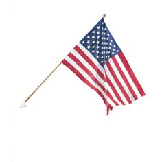 Independence Flag 30-in x 48-in American Flag