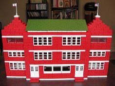 Childhood Toys, Hama Beads, Bricks, Nostalgia, Plastic, Games, American, Holiday Decor, Home Decor
