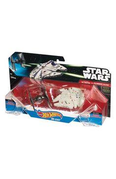 Mattel 'Hot Wheels® Star Wars - TIE Fighter vs. Millennium Falcon' Vehicles (2-Pack)