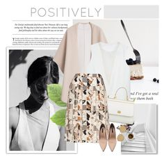 """Positively"" by aane1aa ❤ liked on Polyvore featuring Zone, MANGO, GESTALTEN, Joseph, Dolce&Gabbana, Oscar de la Renta, Zara and Linda Farrow"
