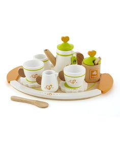 Look what I found on #zulily! Tea for Two Set #zulilyfinds