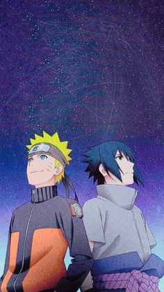 Naruto and Boruto new Wallpaper Collection. Naruto And Boruto New Series Wallpaper By WaoFam. Naruto Shippuden Sasuke, Naruto Kakashi, Anime Naruto, Art Naruto, Sasunaru, Naruto Cute, Narusasu, Konoha Naruto, Anime Ninja