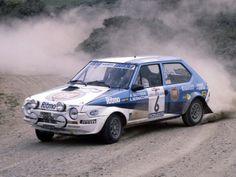 FIAT Ritmo 75 gr2 Bettega Bernacchini Costa Smeralda 1981