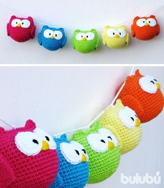OK seriously why are all the way cute owl crochet crafts in a foreign language?????