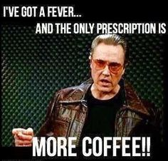 i've got a fever...