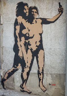 Selfie, Street Art