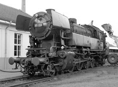 Neubau Lokomotive der DB Baureihe 65
