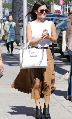 Rachel Bilson Rachel Bilson, Celebs, Celebrities, Playing Dress Up, Black  Boots, 056a7bd4b0