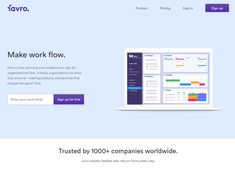 20 Examples Of Beautifully Strategic SaaS Website Design