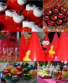 More Elmo ideas....