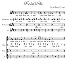 Beth's Music Notes: I Want to Rise in the Early Morn Guitar Sheet Music, Recorder Music, Teaching Music, Teaching Tools, Teacher Resources, Music Classroom, Classroom Ideas, School Songs, School Stuff