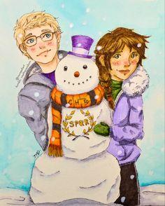 Percy Jackson Holiday  | Tumblr