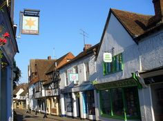 Godalming, Surrey, England. > used to drive through here on a regular basis to see a good friend....