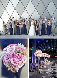 Real Wedding: Carolyn & David