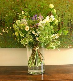 Early summer wedding flowers. Strictly seasonal British eco wedding flowers by Common Farm in Somerset.