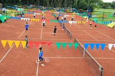 Torneo Nacional de Tenis Chiquitines Copa Chevrolet Caminos