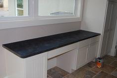 Wilsonart Oiled Soapstone Kitchen Countertops Redo