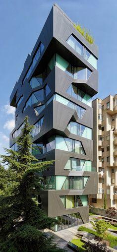 Edificio de Departamentos por Aytac Architects