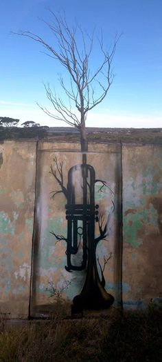 Falko one : somewhere out there… is the trumpetree! (Eastern Cape, South Africa)