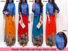 Hijab Maxi Blazer C436