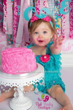 baby birthday photo ideas - Google Search