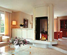fireplace design - Google Search