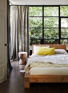 Knalkleur in huis: geel