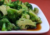 Best broccoli salad ever.  I always add a pinch of red pepper to the dressing and some sesame seeds at the end.