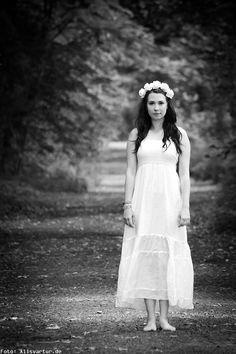 Model: Lauryn (Sommer Shooting Outdoor, Hamm), Foto: Allsvartur.de