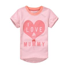 >> Click to Buy << 2017 aosta betty brand clothing summer Kids Baby Girls Boys T-shirt short Sleeve Pink lovely children's tops cotton t-shirt #Affiliate