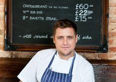 James Durrant on working with Gordon Ramsey, winning Great British Menu and his gastro pub in Longparish