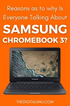 Time is passing by at the speed of the blink of an eye. If you keep thinking about which laptop would be better for you, then you'll keep on thinking and this year-end in no time. Make a decision man. This review is all about Samsung Chromebook 3. #chromebook