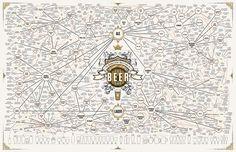 Massive Beer Chart