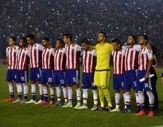 Paraguay cede dos puntos de local - Fotos - ABC Color
