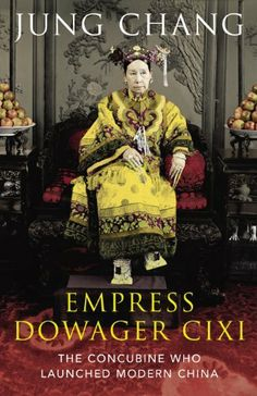 Empress Dowager Cixi: The Concubine Who Launched Modern China by Jung Chang.  This is a fascinating book that flows like fiction.  She was truly an amazing woman.  She essentially brought China out of the dark ages.  She opened trade w/ the West, built up the army & navy, built railroads, put in telegraphs, etc.  Don't miss this book!