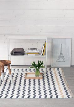 Ziga alfombra