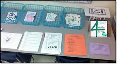 All Things Upper Elementary: Taking Time for Interactive Notebooks in the Classroom great idea for structure in mini lessons