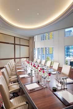 Executive Boardroom at Mandarin Oriental, Las Vegas | Flickr - Photo Sharing!